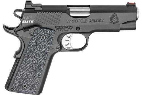 Springfield 1911 Range Officer Elite Champion 9mm, 4 Magazines & Range Bag