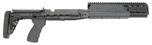 Sage M14/M1A EBR Tactical Aluminum Chassis Stock, Black