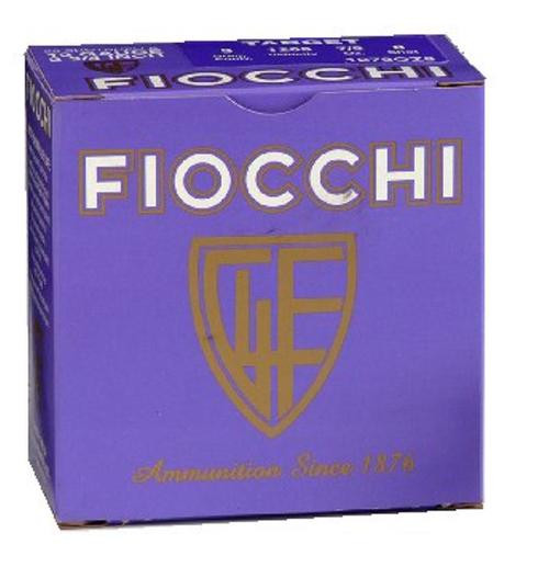 "Fiocchi Premium High Antimony Lead 12 Ga, 2.75"", 7/8oz, 7.5 Shot, 25rd Box"
