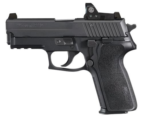 "Sig P229 RX 9mm 3.9"" Barrel, Romeo1 Reflex Sight, Sig Nite Sites 15rd Mag"
