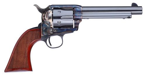 "Taylor's Gunfighter Short Stroke Army Grip, .45 Colt, 5.5"", 6rd, Walnut Grips"