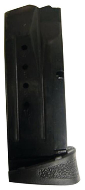 Smith & Wesson M&P 9 Compact Magazine 9mm, Blued Finish, 10rd 19463