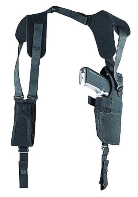 UNC 8306-2 V SHOULDER HOLSTER LH 6 Black