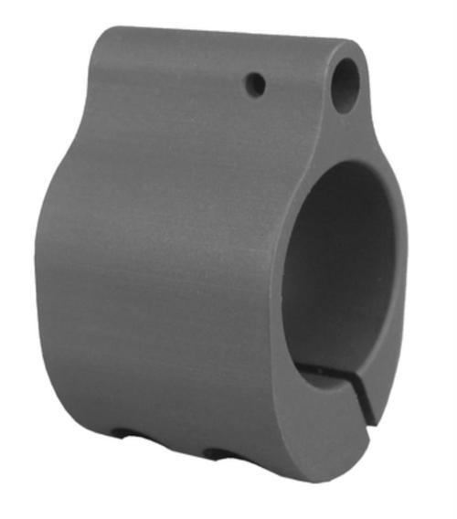 Yhm Low Profile Gas Block Assy .750 Diameter Barrels Slotted