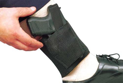 Desantis Apache RH Ankle Ruger LC9 Elastic Black