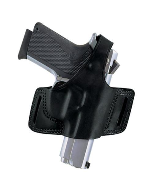 Bianchi 5 Black Widow Sz14 Glock & Similar Autos Black