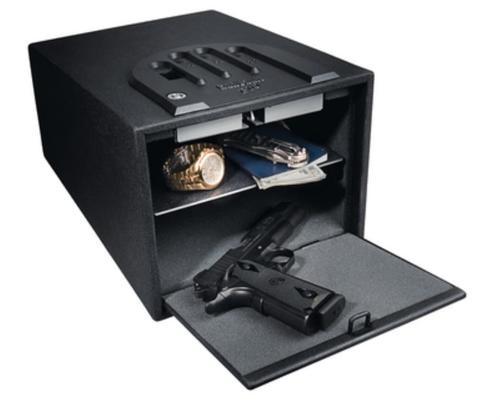 Gunvault MiniVault Gun Safe Black