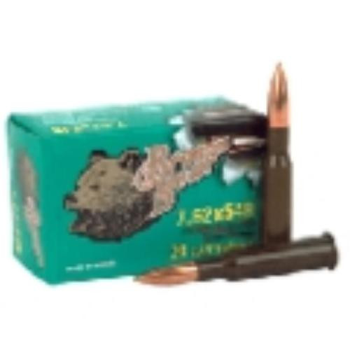 Brown Bear 7.62x54R 174gr, Full Metal Jacket, 20rd