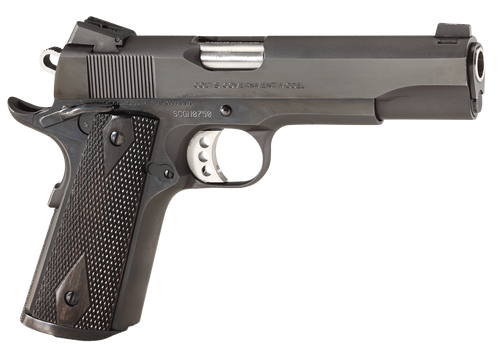 "Colt Mfg 1911 Special Combat Government Single 45 Automatic Colt Pistol, 5"", Blued"