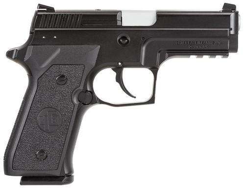 "Chiappa Firearms M27E Tactical DAO 9mm 3.9"" Barrel, AS Poly Grip Black, 15rd"