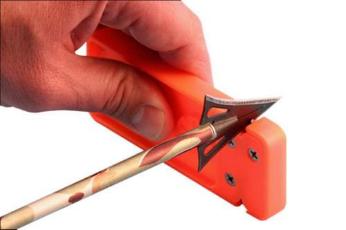 Accusharp Broadhead Sharpener/Wrench Combo Tungsten Carbide