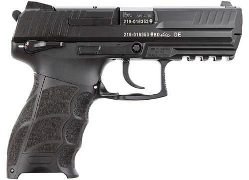 """HK P30S V3 DA/SA 40 S&W, 10+1 3.85""""Ambidextrous Safet"""