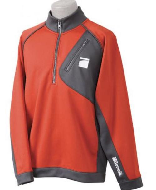 Benelli Performance Rust/Charcoal Pullover, XXL
