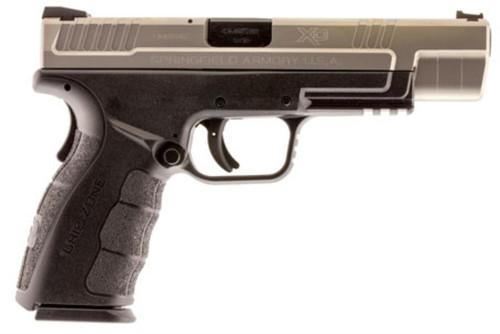 """Springfield XD Mod.2 Tactical, 9mm, 5"""" Barrel Bi-Tone 16rd Mag"""