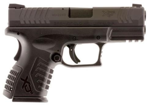 "Springfield XDM Compact, 9mm, 3.8"", 13rd, Black"