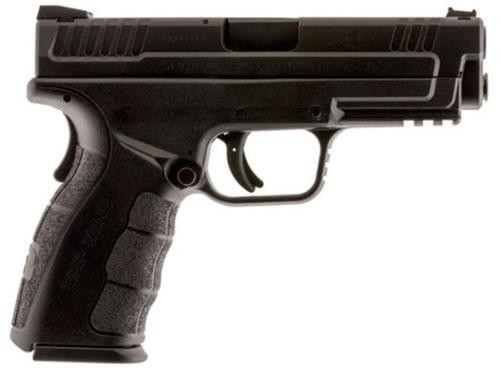 Springfield XD Mod.2 Service 9mm, 10rd, Black Melonite Finish
