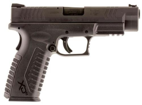 "Springfield XDM Full Size 45 ACP, 4.5"", 13rd, Black Melonite"