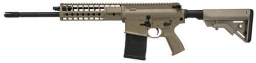 "Sig 716 Patrol Rifle, .308 Win, 16"" Barrel, 20rd Mag, Flat Dark Earth"