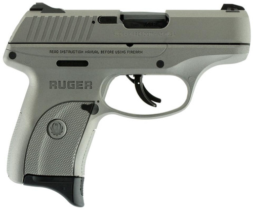 "Ruger LC9s Standard Double 9mm 3.12"" 7+1 3-Dot Savage Stainless Cera"
