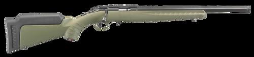 "Ruger American Rimfire Standard Bolt 17 Hornady Magnum Rimfire (HMR) 18"" 9"