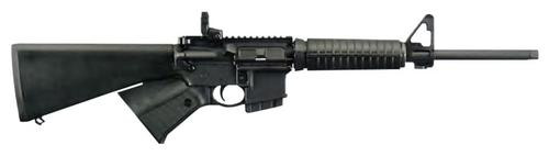 "Ruger AR-556 AR-15 5.56/223 16"" Barrel Rapid Deploy Rear SightFixed A2 Synthetic Stock, MonsterMan Grip 10rd Mag"
