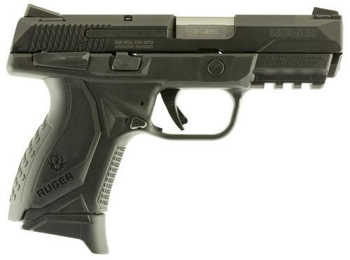 "Ruger American Compact 45 ACP 3.75 "" SS BarreNovak 3-Dot Sights Manual Safety 10 rd Mag"
