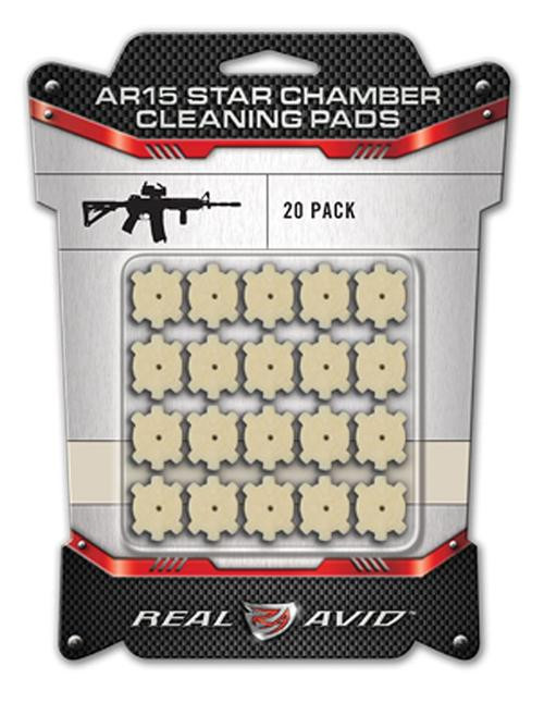 Real Avid/Revo AR-15 Star Chamber Cleaning Pad