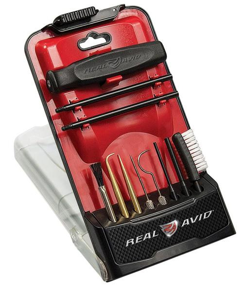 Real Avid/Revo Gun Boss Pro Precision Cleaning Tool Cleaning Kit Universal 11