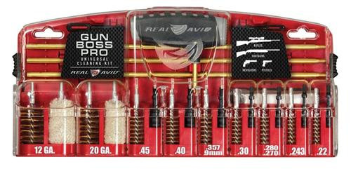 Real Avid/Revo Gun Boss Pro Universal Cleaning Kit