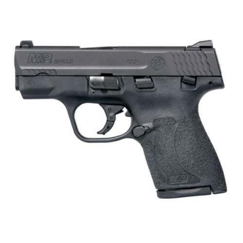 "Smith & Wesson M&P Shield M2.0, 3.1"" Barrel, Manual Thumb Safety, 7/8rd Mag"