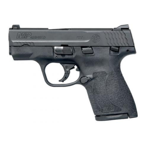 "Smith & Wesson M&P Shield M2.0 40 S&W, 3.1"", 6/7rd, Manual Thumb Safety"