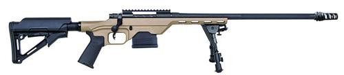 "Mossberg MVP LC 6.5 Creedmoor 22"" Fluted Barrel, Break Magpul Stock Tan Chassi 10rd Mag"