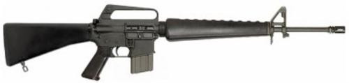 "Colt M16A1 Reissue 5.56x45mm, 20"" Barrel, A1 Fixed Sights, Government A1 Grip, Black, 20rd"