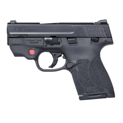 "Smith & Wesson M&P Shield M2.0 9mm, Crimson Trace Laser, 3.1"", 7,8rd Mags"