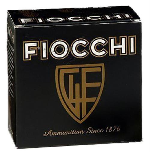 "Fiocchi 75 Target Loads 12 Ga, 2.75"", 1oz, 7.5 Shot, 25rd/Box"