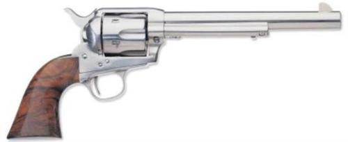 "Uberti 1873 Cattleman New Model 45 Colt Stainless Steel, 7 1/2"" Barrel"