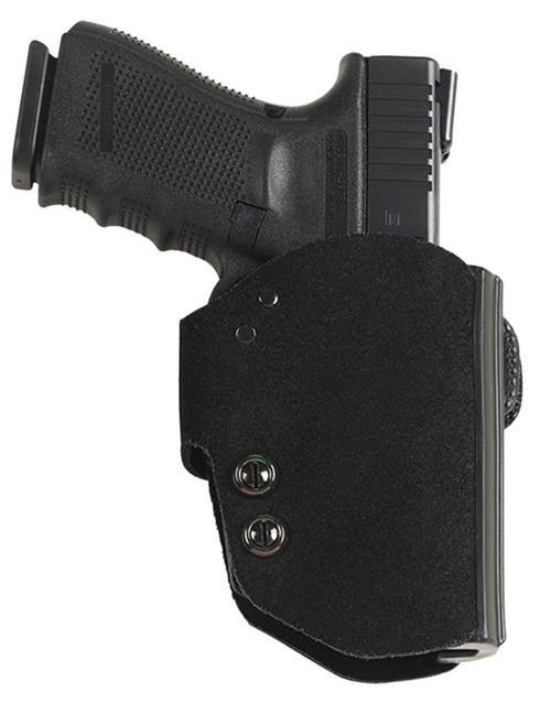 Galco Blakguard Glock 17/22/31, Ruger Secuirty-9, Black, RH
