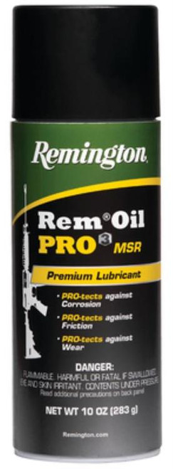 Remington Rem Oil Pro3 Lubricant/Protectant, 10 oz (Also available in 6 Packs)