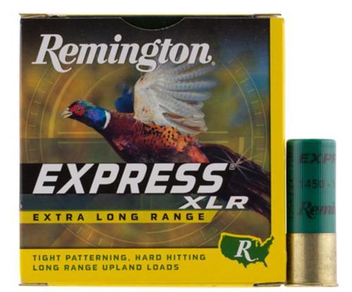 """Remington Express XLR 12 Ga, 2.75"""", 1-1/8oz, 6 Shot, 25rd/Box"""