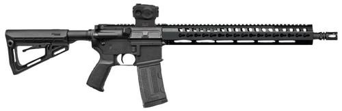"Sig M400 Elite AR-15 W/Red Dot 223/5.56 16"" Barrel Telescoping Black Stock 30rd Mag"