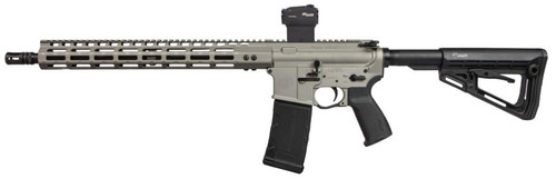 "Sig M400 Elite Ti AR-15 W/Red Dot 223/5.56 16"" Barrel Thordsen Black Stock 30rd Mag"