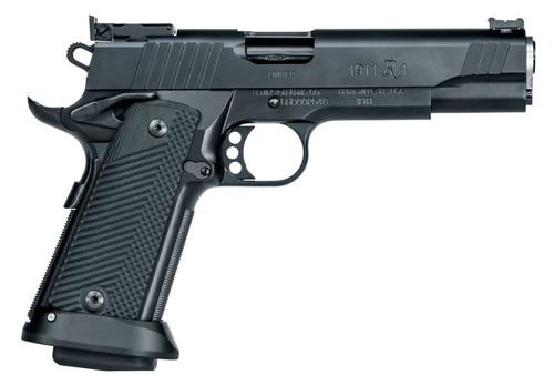 "Remington 1911 R1 Limited 9mm, 5"" Barrel, 19 rd Mag, Black Carbon Steel"