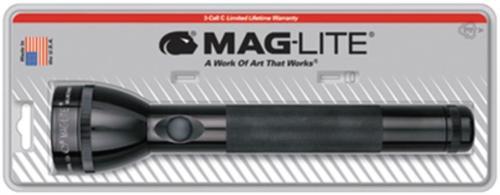Maglite Incandescent 4D Alkaline Blister Pkg Black