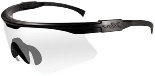 Wiley X Eyewear PT-1 Safety Glasses Matte Black/Clear