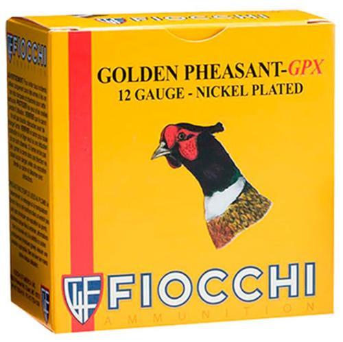 Fiocchi Pheasant 12 Ga, 7.5, 1 3/8oz, 25rd/Box
