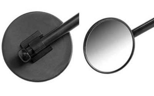 ASP Tactical Mirror, With Case, Black