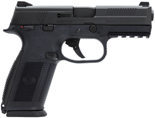 FN FNS-40 Black, Night Sights, 14 Round Mag