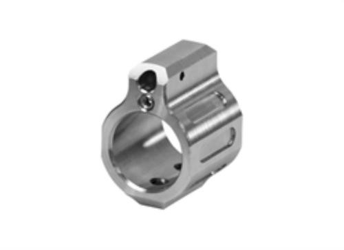 Odin Works Tunable Gas Block Stainless Steel, Low Profile