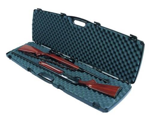 Plano 10586 Gun Guard SE Double Rifle/Shotgun Case Plastic Ribbed