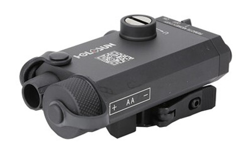 HOLOSUN SINGLE BEAM RED LASER SIGHT, QUICK RELEASE MOUNT